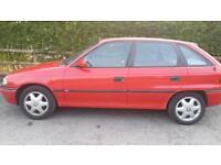 NEW MOT LITTLE CHEAPIE Vauxhall/Opel Astra 1.4i 16v LS