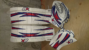 Goalie Gear - Brian's S-Series 34+1