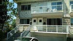MAIN FLOOR DUPLEX FOR RENT FROM AUGUST 1 ST 2016