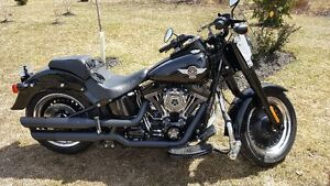 2016 HD Fatboy for sale.  Excellant Condition