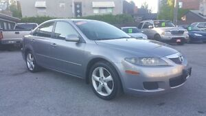 2007 Mazda Mazda6 4 DOOR Sedan *** GAS SAVER *** CERT $3495