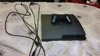PlayStation 3 for sale with bluetooth headset