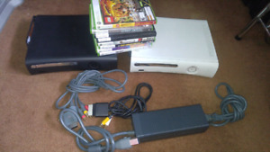 Xbox360 consoles and games