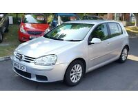 2008 58 VOLKSWAGEN GOLF 1.9TDI BLUEMOTION MATCH FINAL EDITION ++CRUISE CONTROL++TIMING KIT REPLACED+