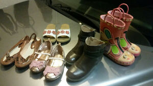 Girls shoes/Boots size 10&11 Kitchener / Waterloo Kitchener Area image 2