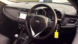 2016 Alfa Romeo Giulietta 1.6 JTDM-2 120 Super 5dr Manual Diesel Hatchback