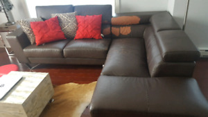 Sectional sofa 1 year old