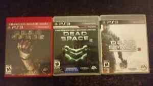 Dead Space Trilogy