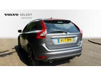 2017 Volvo XC60 D5 (220) R DESIGN Nav 5dr AWD Automatic Diesel Estate