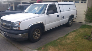 2005 Chevy pickup 2wd