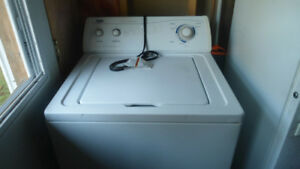Super Capacity Washer and Drier