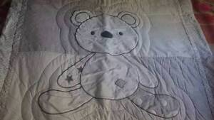 Baby quilt Ridgehaven Tea Tree Gully Area Preview