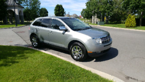 Lincoln mkx 2007  excellent condition  8500$neg