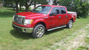 2010 Ford F-150 SuperCrew XTR 4x4 DiamondBack