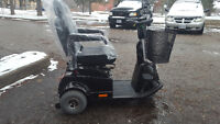 Brand New Fortress 1700-TA 3 Wheel Mobility Scooter $1200 O.B.O