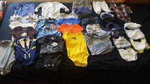Vêtement 0-3 mois garçon