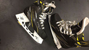 CCM UltraTacks Skates (size 6D)