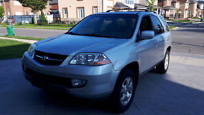 2002 Acura MDX 5dr 4WD Sport Utility SUV, Crossover