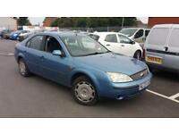 2003 03 FORD MONDEO 2.0 LX 5 DOOR.GREAT RUNNER.PX BARGAIN TO CLEAR.PX WELCOME.