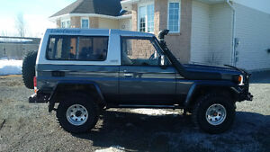 1990 Toyota Land Cruiser Other