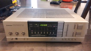 Pioneer sx-6 stereo receiver