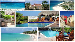 ARUBA VACATION Minutes to Palm Beach~Starting at $100 A night!