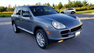 2004 Porsche Cayenne S 4.5L V8 Mint Condition,Emission/Certified