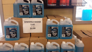 Winter Windshield Washer Fluid!!!