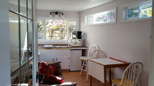 Studio/office - detached from quiet home, easy access location