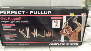 Perfect Pull Up Exercise Kit