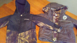 Size 3 toddler jackets