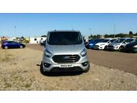 2020 Ford Transit Custom 300 L1 Diesel Fwd 2.0 EcoBlue 130ps Low Roof Limited Va