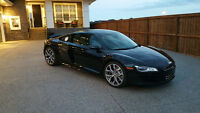 2010 Audi R8 Supercharged V10 Carbon Package