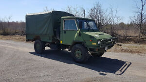 1995 Western Star Military Army Truck LSVW