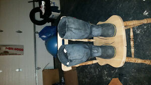 Baffin technology steel toe -100 size 9 boots