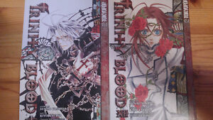 Trinity Blood (English) Volumes 1-12