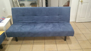 2 futons for a price of one!!!! Good condition Kitchener / Waterloo Kitchener Area image 1