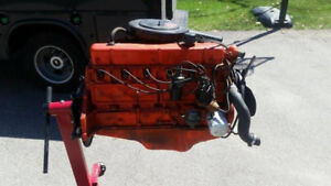 WANTED..1963 chevy 6 cyl  engine