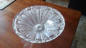 For Sale Antique Crystal Bowl Cambridge Kitchener Area image 1