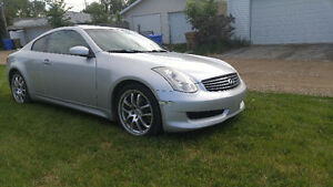 2006 Infiniti G35 Coupe 6 speed ($$6950 obo Reduce)