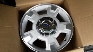 "Stock 17"" Ford Rims"