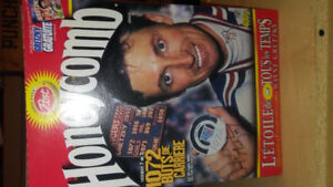 Wayne Gretzky collectable cereal box 1072 career goals.