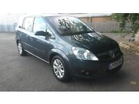 Vauxhall Zafira 1.6 2009 Active Plus, 1 Pre Owner, 7 seater.