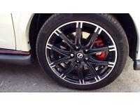 2016 Nissan Juke 1.6 DiG-T Nismo RS 5dr Manual Petrol Hatchback