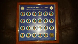 Toronto Maple Leafs 2002/03 Medallion Collection