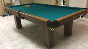 For Sale: Dufferin Pool Table