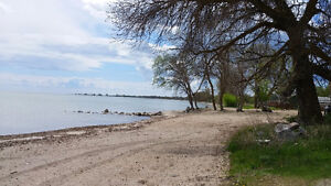 Lakefront with sandy shore & services (Lot 41 Beckville)