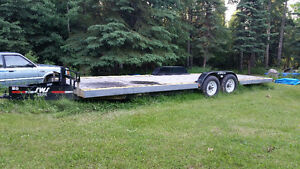 Tiny House Insulated Trailer 8'x26'