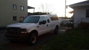 2002 Ford F-250 XL Camionnette