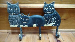 Cat Folk Art items